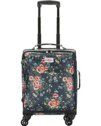 Cath Kidston - 4wheel Cabin Suitcase - Lyst