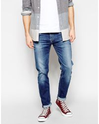 Pepe Jeans Hatch Slim Fit Jean - Lyst