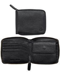 Nixon | Black Circuit Zip Wallet | Lyst