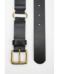 BDG - Harness Leather Belt - Lyst
