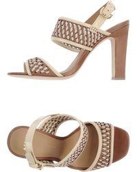 Aerin High-Heeled Sandals - Lyst