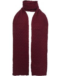 Jules B - Cable Knit Scarf - Lyst