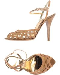 Icône Sandals - Brown