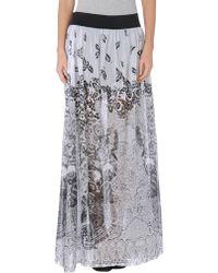 Agatha Cri - Long Skirt - Lyst