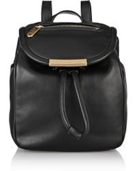 Marc By Marc Jacobs - Luna Mini Leather Backpack - Lyst