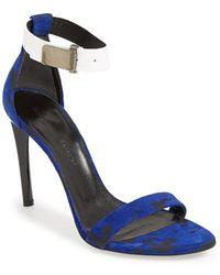 Proenza Schouler Ankle Strap Sandal - Lyst