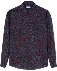 Dries Van Noten | Long Sleeve Shirt | Lyst