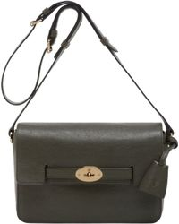 Mulberry Green Bayswater Shoulder - Lyst