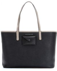 Marc By Marc Jacobs Tote 48 Leather Shopper - Lyst