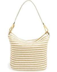 Eric Javits 'Dame' Bucket Bag white - Lyst
