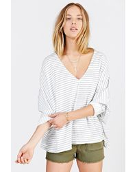 Truly Madly Deeply V-Neck Dolman-Sleeve Top - Lyst