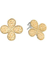 Anna Beck - Clover Stud Earrings - Lyst