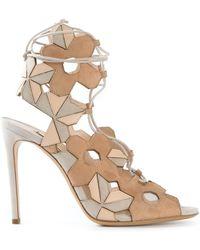 Casadei '70S' Sandals - Lyst