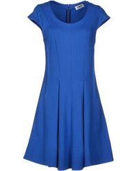Sonia By Sonia Rykiel Short Dress - Lyst