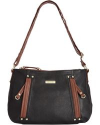 Marc Fisher - First Class Zip Bucket Hobo - Lyst