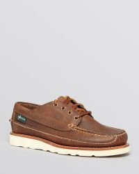 Eastland 1955 Edition - Stoneham Camp Moc Loafers - Lyst