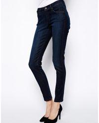James Jeans Twiggy Super Skinny 5 Pocket Legging Jeans - Lyst