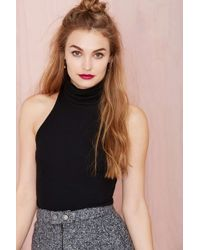 Nasty Gal Under Cover Tank - Lyst