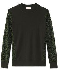 Tory Burch Kammy Sweater - Lyst