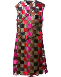 Jonathan Saunders Nina Dress - Lyst