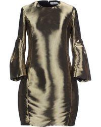 Dior | Short Dress | Lyst