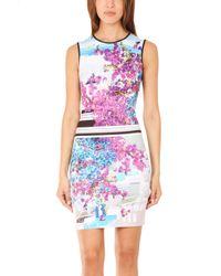 Clover Canyon Satorini Stripe Dress - Lyst