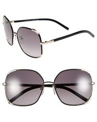 Chloé 'nerine' 58mm Sunglasses - Black