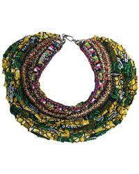 Anita Quansah London - Reva Necklace - Lyst