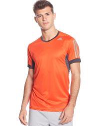 Adidas Supernova Crewneck Tshirt - Lyst
