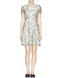 Tory Burch 'Summer' Guipure Lace Dress - Lyst