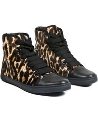 Lanvin Sneakers - Lyst