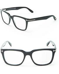 Tom Ford Square Optical Frames - Lyst