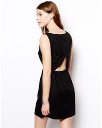 Jack Wills - Dress with Open Back - Lyst