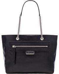 Marc By Marc Jacobs Top Of The Chain Tote - Black