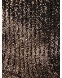 Ann Demeulemeester Metallic Wool-Blend Socks - Black