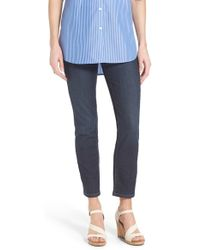 NYDJ | 'millie' Pull-on High Rise Stretch Ankle Skinny Jeans | Lyst