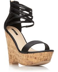 Forever 21 - Bombshell Strappy Wedges - Lyst