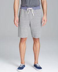 Splendid - Color Block Shorts - Lyst