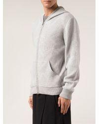Baja East - Knitted Sweatshirt - Lyst