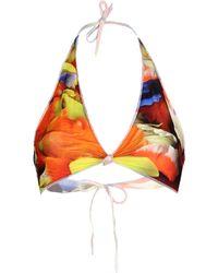 Marta Ferri X Isole & Vulcani | Bikini Top | Lyst