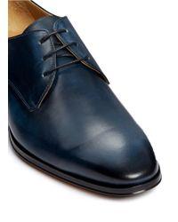 Rolando Sturlini | 'alameda' Burnished Leather Derbies | Lyst