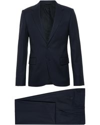 Ann Demeulemeester Grise Tailored Wool Suit - Lyst