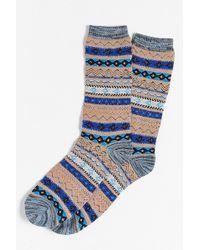 O'Hanlon Mills - Bright Nordic Boot Sock - Lyst