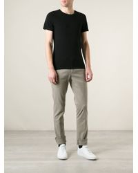 Incotex Slim Fit Chinos - Lyst
