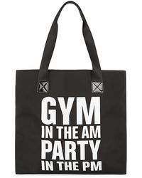 Juicy Couture Gym in The Am Tote Bag - Lyst