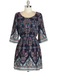 Hello Miss Afternoon On The Bayou Dress - Lyst