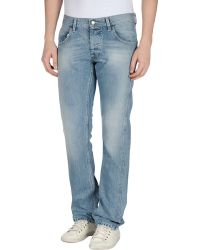 55dsl - Denim Trousers - Lyst