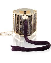 KOTUR La Cage Aux Folles Shoulder Bag - Purple