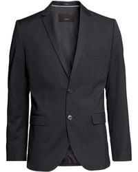 H&M Jacket Regular Fit - Lyst