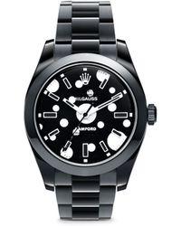 Bamford Watch Department - Rolex Milgauss Oyster Perpetual Watch - Polka Dot - Lyst